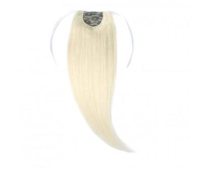 613/60 Queue de cheval blond platine
