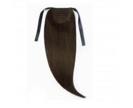 Extension queue de cheval Brun clair cheveux naturels