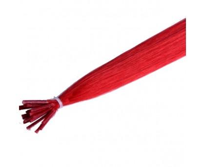 Extensions kératine Rouge