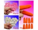 Protège-doigt pour extensions à chaud