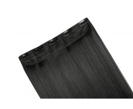 Extension monobande cheveux naturels Noir