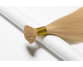 Extensions I-Tip blond miel