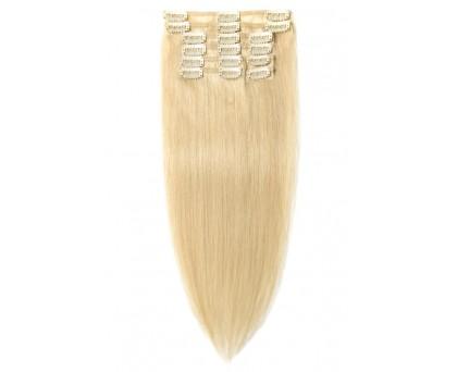 Extension à clip Blond Clair