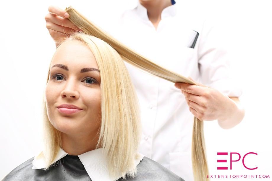 Qualité des extensions de cheveux de EXTENSIONPOINTCOM