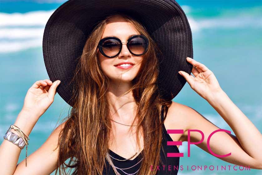 Extensions de cheveux naturels : 10 conseils pour vos vacances
