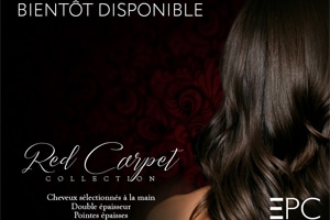 Nouvelle collection Red Carpet