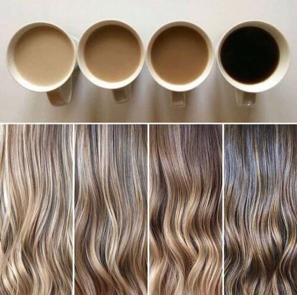 Comment choisir la couleur de ses extensions pour les cheveux bruns et les cheveux blonds ?